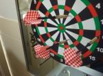 Toilet Darts